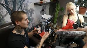 татуировки это тоже картины считает уфимский мастер алина