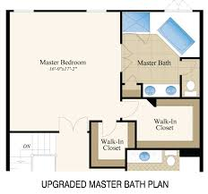 master bathroom floor plans with walk in closet. Wonderful Closet Stunning Master Bedroom And Bath Plans 7 Luxury Bathroom Floor View Plan For With Walk In Closet M