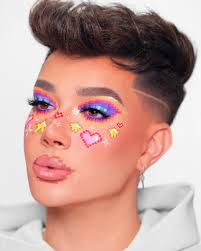 I tried following a james charles makeup tutorial using only the voiceover. James Charles On Twitter Do U Prefer Pro Camera Or Iphone Selfie