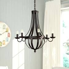 candle style chandelier birch lane 6 light candle style chandelier reviews with design 8 6 light candle style wooden chandelier