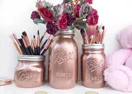 mason jar makeup brush holder. like this item? mason jar makeup brush holder