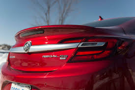 2014 buick regal reviews and rating motor trend  at Buick Regal Gs Drl Wiring Diagram 2015
