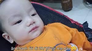 Cháo thịt lợn - khoai sọ #cho bé Quang #9m+ | 1 chút theo mẹ đi chơi 20/10  - YouTube