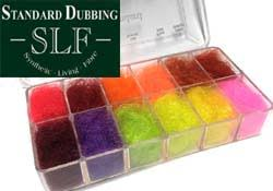 Superfine Dubbing Color Chart Fly Tying Dubbing At Bearsden Com