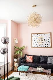 Pink And Green Living Room 17 Best Ideas About Pink Living Rooms On Pinterest Pink Living