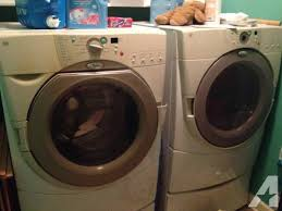 whirlpool duet washer dryer. Brilliant Dryer 200 Whirlpool Duet WasherDryer Set  And Washer Dryer E