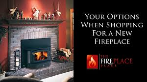 your options when ping for a new fireplace the fireplace place atlanta