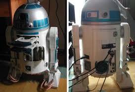 R2d2 Vending Machine Magnificent Awesome R48D48 Case Mod Star Wars Pinterest R48 D48 Tech And