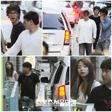 kpop idols dating scandals