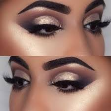 the perfect smokey eye makeup for your eye shape