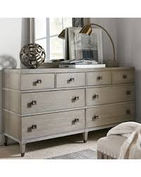 8 drawer double dresser. Taviers Drawer Double Dresser With