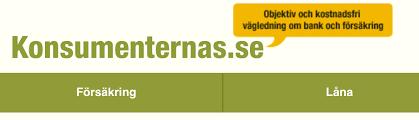 Bildresultat för Konsumenternas.se