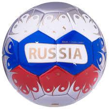 Футбольный <b>мяч Jögel Russia</b>