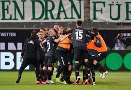 Get the latest werder bremen news, scores, stats, standings, rumors, and more from espn. Goal On Twitter 3 Fc Heidenheim 0 1 Werder Bremen 85 Fc Heidenheim 1 1 Werder Bremen 90 3 Fc Heidenheim 1 2 Werder Bremen 90 7 Fc Heidenheim 2 2 Werder Bremen Werder Bremen Avoid Relegation From