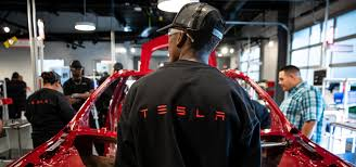 Inside Teslas Model 3 Factory Where Safety Violations Keep Rising
