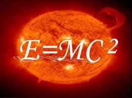 Resultado de imagen de Equivalencia masa y energía