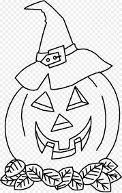 jack o lantern coloring book child