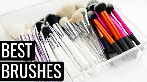 best affordable makeup brushes
