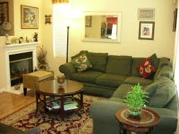 Purple And Green Living Room Decor Decorated Living Rooms Easy Living Room Decorating Ideas