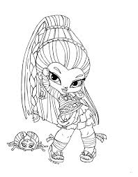 monster high baby coloring pages. Brilliant Pages Monster High Baby Coloring Pages  Nefera De Nile Page Is  Part Of Monster High Coloring  On