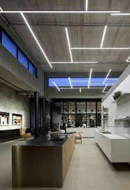 loft lighting ideas. Gallery Of Bulthaup Showroom TLV / Pitsou Kedem Architects - 13. Office LightingLoft Loft Lighting Ideas L