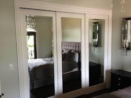sliding doors contemporary bedroom