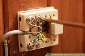 how to install a residential telephone jack pictures image titled install a residential telephone jack step 5