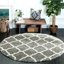 amazing 5ft round rug x 8ft contemporary area rugs 5 ft