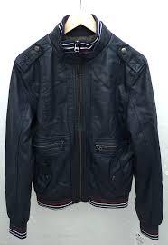 h m cotton er jacket 29 95 zara fake leather jacket 89 90