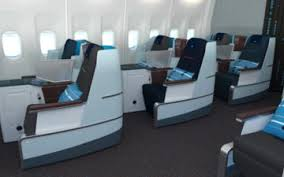 All Klm Longhaul Aircraft Now Feature Flat Beds One Mile