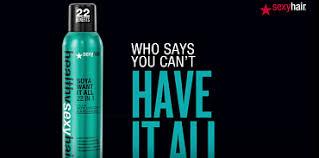 <b>SEXY HAIR Спрей</b>-уход 22 в 1 для волос / HEALTHY 150 мл ...