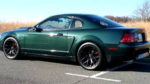Fastest Ford Mustangs Part 4 : 2001 Mustang Bullitt