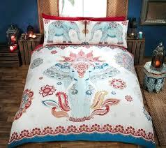 indian inspired bedding uk comforter awesome sets remodel elephant duvet cover style