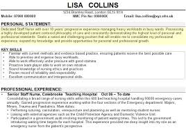 10 Personal Statement Examples Retail. cv for retail assistant with no  experience