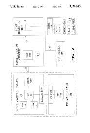 patent us5270943 fuel pump control card google patents patent drawing