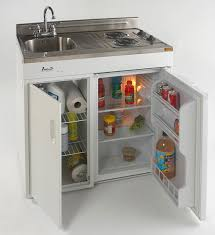 stove and refrigerator. all in one kitchen appliance stove and refrigerator .