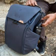 Peak Design Pack Peak Design Launches Updated Everyday Camera Bag Series With