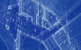 Architecture House Blueprints Wallpapers HD I HD Images