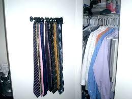 tie organizer ideas medium size of for closet best storage images on down strap stor necktie storage tie fresh best