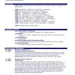 Interwoven resume
