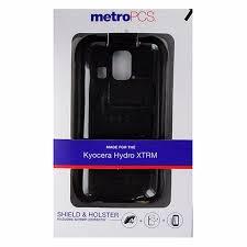 Holster for Kyocera Hydro XTRM - Black ...