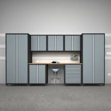 Large Garage Cabinets Useful Lowes Storage Cabinets For Various Services In Various