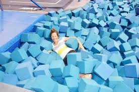 Image result for foam fight with cubes