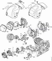 Stihl ts400 parts diagram 50 awesome image stihl fs45 parts diagram