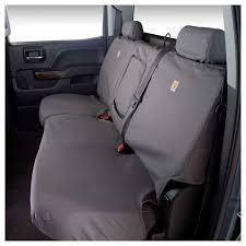 dodge ram crew cab carhartt rear seat cover