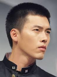 Crew Cut Hair Style hyun bin masculine korean hairstyles cool mens hair 7254 by stevesalt.us
