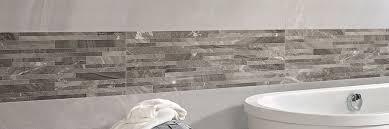 high gloss sandstone look bathroom tiles