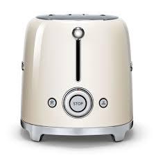 Retro Toasters smeg 2 slice retro toaster with bun warmer & 2 sandwich racks 8755 by xevi.us