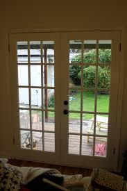 full size of clever french door panel diy curtain tutorial pretty prudent l how to make