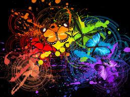 Colorful Wallpaper Butterflies ...